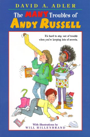 9780152019006: The Many Troubles of Andy Russell