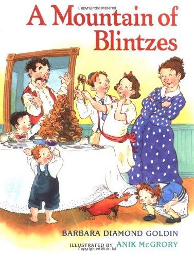 9780152019020: A Mountain of Blintzes