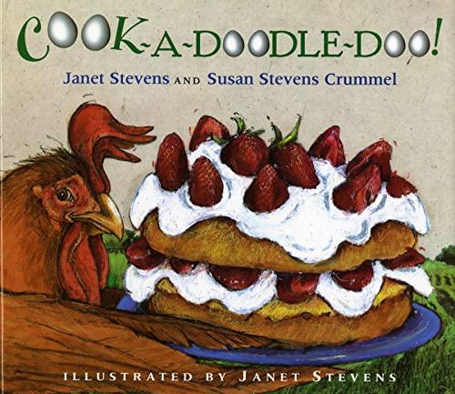 9780152019242: Cook-a-doodle-doo!
