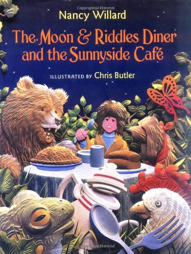 9780152019419: The Moon & Riddles Diner and the Sunnyside Cafe