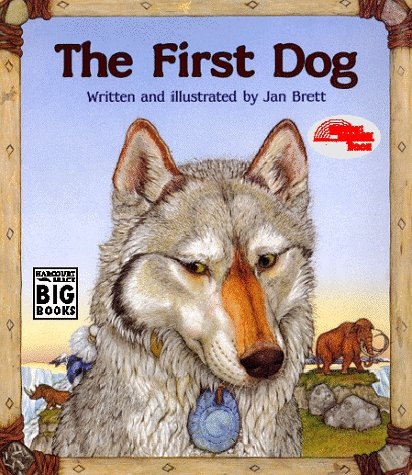 9780152019679: The First Dog (Harcourt Brace Big Books)