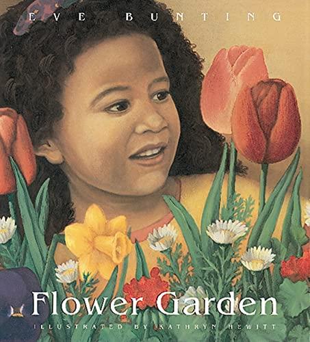 9780152019686: Flower Garden (Harcourt Brace Big Books)