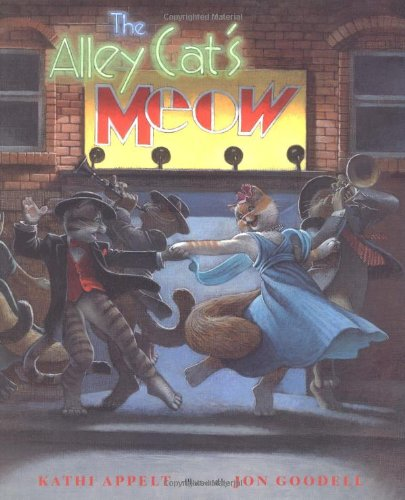 9780152019808: The Alley Cat's Meow