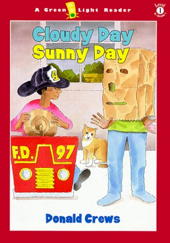 9780152019976: Cloudy Day Sunny Day (Green Light Readers Level 1)