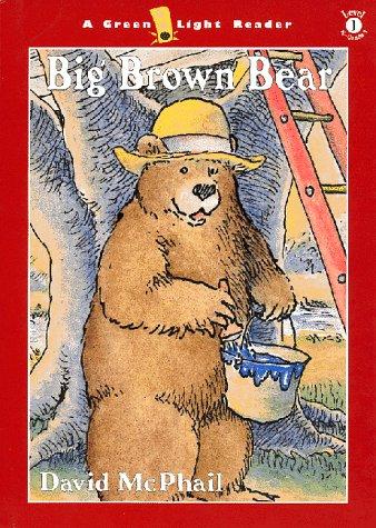 9780152019990: Big Brown Bear