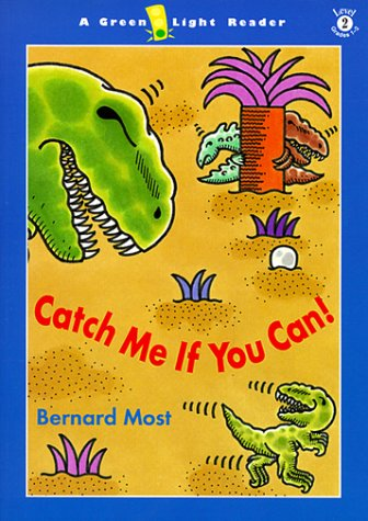 9780152020019: Catch Me If You Can (Green Light Readers)