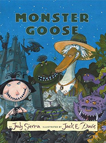 9780152020347: Monster Goose: A Magic Shop Book