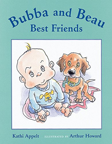 9780152020606: Bubba and Beau, Best Friends