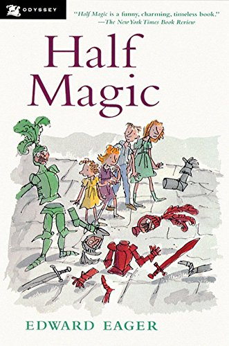 9780152020682: Half Magic (Young Classic)