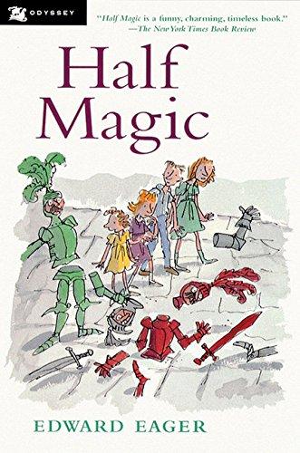 9780152020682: Half Magic