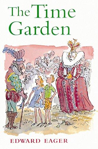 9780152020705: The Time Garden