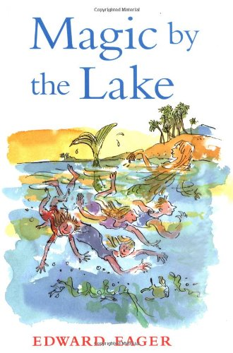9780152020774: Magic by the Lake (Edward Eager's Tales of Magic)