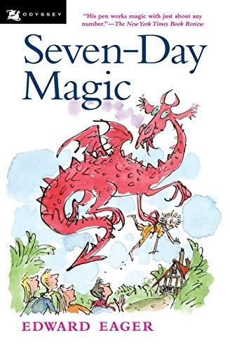9780152020781: Seven-Day Magic (Tales of Magic)
