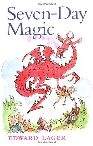 9780152020798: Seven-Day Magic (Tales of Magic)