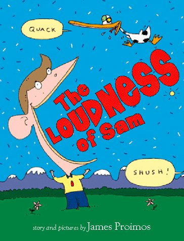 The Loudness of Sam: James Proimos