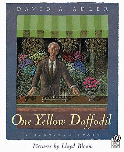 9780152020941: One Yellow Daffodil