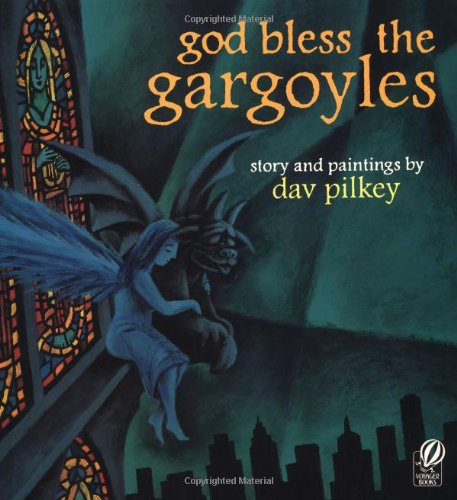 9780152021047: god bless the gargoyles