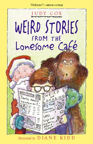 WEIRD STORIES FROM THE LONESOME CAFE