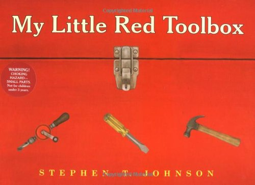 9780152021542: My Little Red Toolbox