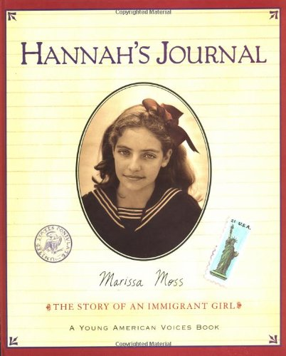 9780152021559: Hannah's Journal: The Story of an Immigrant Girl
