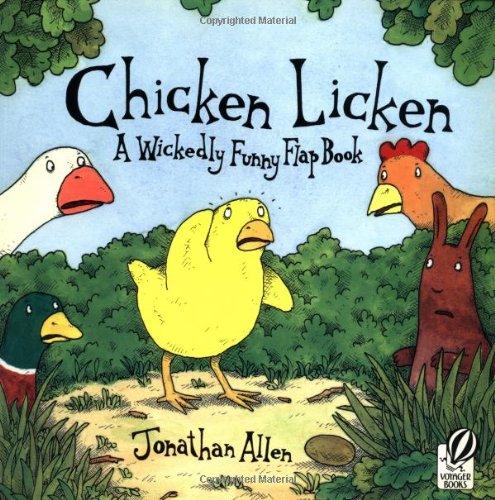 9780152021757: Chicken Licken: A Wickedly Funny Flap Book