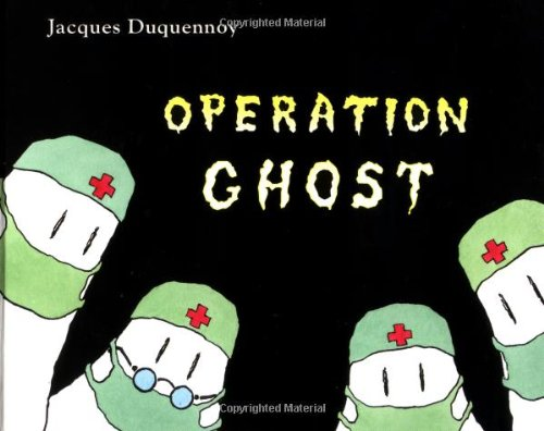 9780152021825: Operation Ghost
