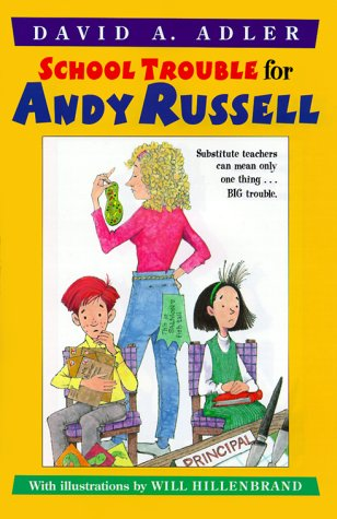 9780152021900: School Trouble for Andy Russell