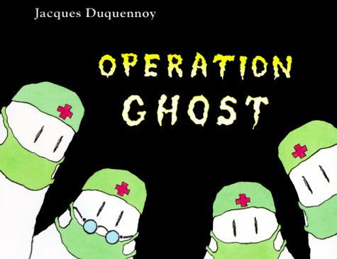 9780152022037: Operation Ghost