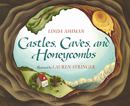 9780152022112: Castles, Caves, and Honeycombs