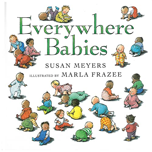 9780152022266: Everywhere Babies
