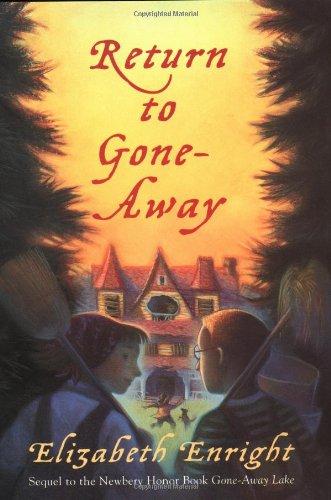 9780152022631: Return to Gone-Away (Gone-Away Lake Books)