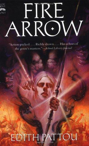 9780152022648: Fire Arrow: The Second Song of Eirren (Songs of Eirren)