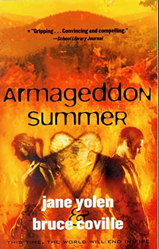 9780152022686: Armageddon Summer