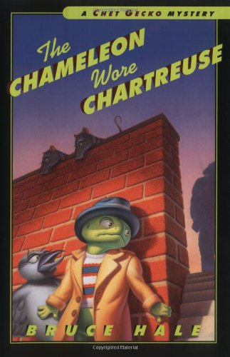 9780152022815: The Chameleon Wore Chartreuse: A Chet Gecko Mystery