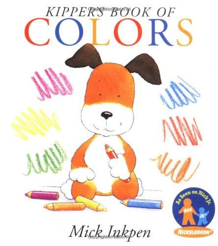 9780152022853: Kipper's Book of Colors
