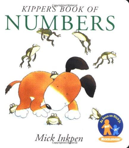 9780152022860: Kipper's Book of Numbers