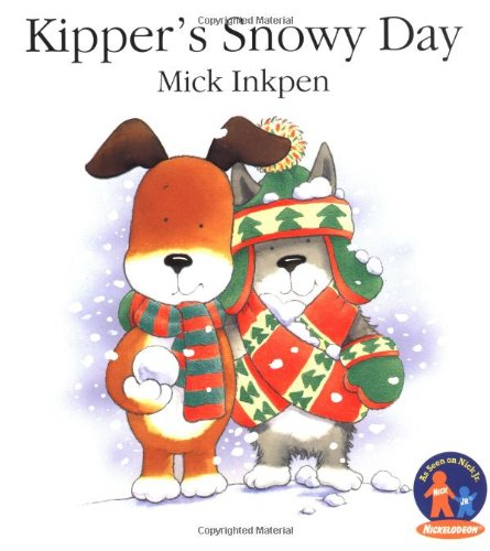 9780152023034: Kipper's Snowy Day