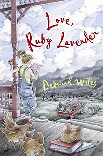 9780152023140: Love, Ruby Lavender