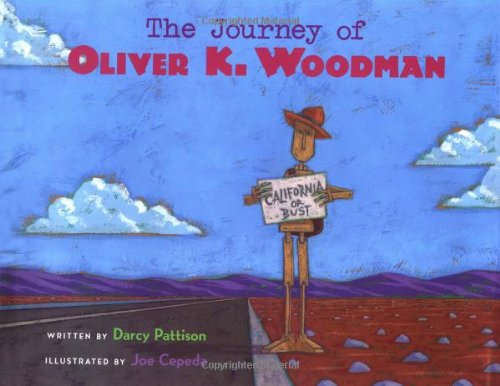 9780152023294: The Journey of Oliver K. Woodman (Bccb Blue Ribbon Picture Book Awards (Awards))
