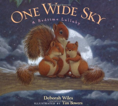 One Wide Sky: A Bedtime Lullaby: Wiles, Deborah; Bowers,