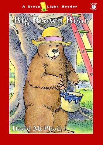 9780152023454: Big Brown Bear (Green Light Readers Level 1)