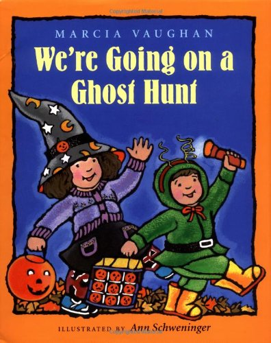 We're Going on a Ghost Hunt: Vaughan, Marcia