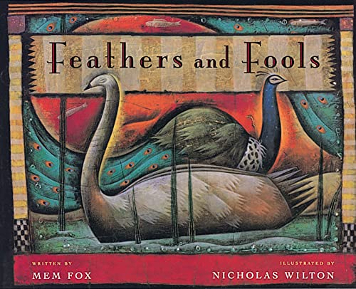 9780152023652: Feathers and Fools