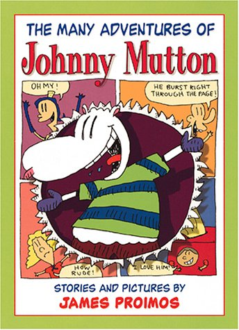 9780152023799: The Many Adventures of Johnny Mutton