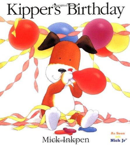9780152023973: Kipper's Birthday
