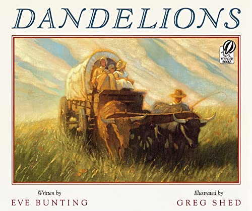 9780152024079: Dandelions