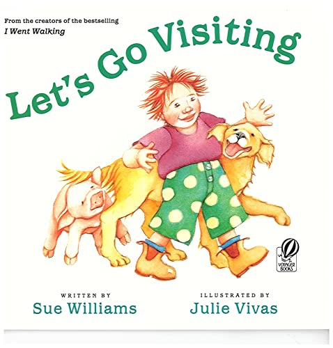 Let's Go Visiting: Williams, Sue