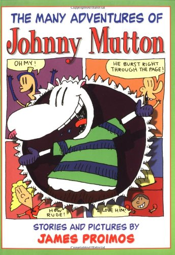 9780152024130: The Many Adventures of Johnny Mutton