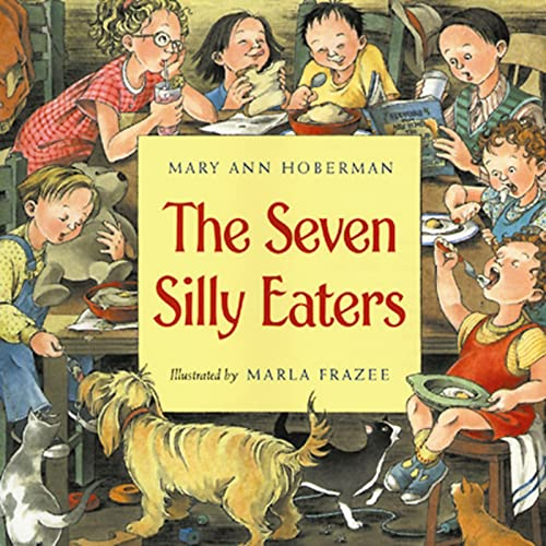 9780152024406: The Seven Silly Eaters