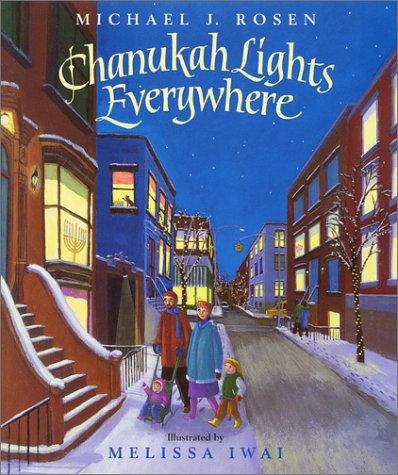 9780152024475: Chanukah Lights Everywhere